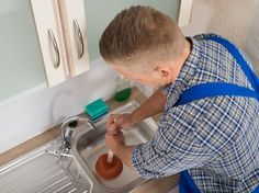 Secrets To Keeping Your House Plumbing System In Excellent Condition (...garbage disposal tips, advice about putting harsh chemicals down the drain, and more)