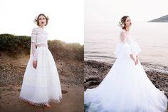 明年結婚的準新娘注意!2017 春季最美的婚紗都在這裡!
