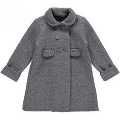 Razorbil coat - grey