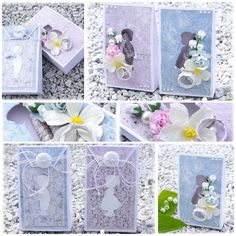 Mitt Lille Papirverksted: Step by Step - Paper Gift Bags