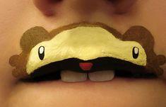 Animal Lipstick Art by Paige Thompson   Bored Panda
