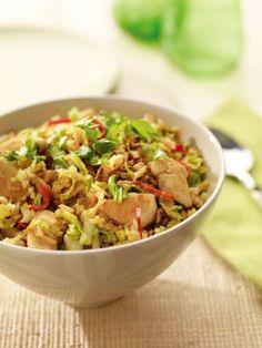 nl wp-content uploads Afvallen-met-deze-wok-tips. Asian Recipes, Healthy Recipes, Good Food, Yummy Food, Weight Watchers Meals, Light Recipes, International Recipes, I Foods, Food Inspiration