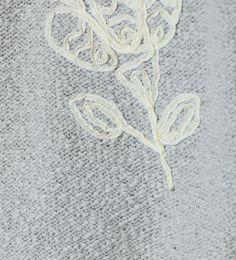 Imagem 4 de Camisola com detalhe cosido da Zara