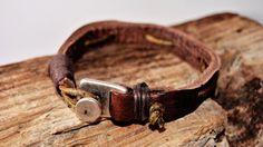 FREE SHIPPING  Men bracelet leather men bracelet by FosforStore, $33.00
