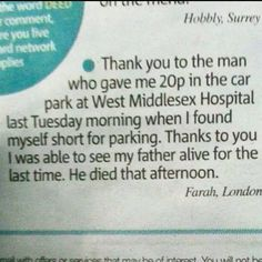 [Image] Never underestimate the power of small good deeds... because its always…