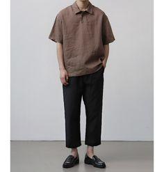 Mens Minimalist Fashion - My Minimalist Living Japanese Minimalist Fashion, Minimal Fashion, Moda Streetwear, Streetwear Fashion, Korean Fashion Men, Mens Fashion, Outfits Hombre, Look Man, Japanese Men