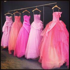 Weddingdresses PINK
