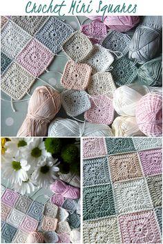 Ravelry: cosykittys Mini squares