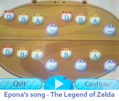 Town tune for Animal Crossing. 'Epona's song' from The Legend of Zelda. #ACNL