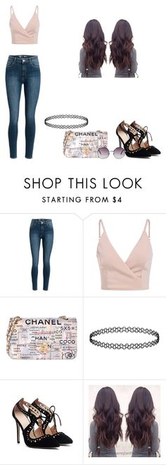 """""""Untitled #173"""" by helen95 on Polyvore featuring Chanel and Monki"""