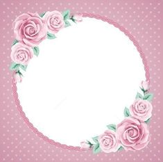 Diy And Crafts, Paper Crafts, Theme Background, Girl Themes, Borders And Frames, Decoupage Paper, Flower Frame, Scrapbook Paper, Wallpaper Backgrounds