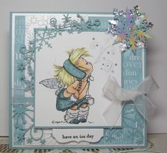 Send A Smile 4 Kids Challenge Blog: Top Three Card by Peggy