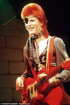 david bowie costume - Google Search