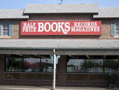 Half Price Books - Westport - Kansas City, Missouri