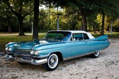 1959 Cadillac Eldorado Biarritz for sale by Owner - Parker, CO | OldCarOnline.com Classifieds