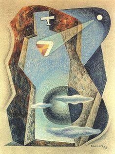 Mino Delle Site, Il cuore del pilota, 1933 | Flickr - Photo Sharing!