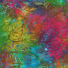 Kapalua by Moda Batiks Hibiscus 4320 36  by AudreysFabricAndTrim, $5.75