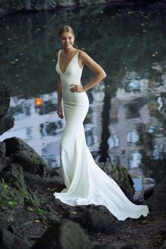 Georgie Wedding Dress | Order Online Today | Made With Love