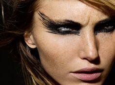 Maquiagem de Julie Bégin