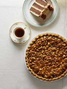 We went ahead and put all your favorite things into a single pie recipe.