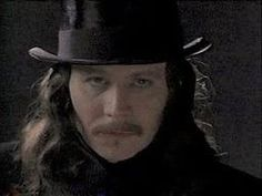 "Gary Oldman Dracula...now a lot of my friends didn't ""get it"", but when I saw Gary Oldman playing the part of Dracula???  OMG!"
