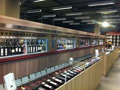 160 wine samples from By The Glass Wine Dispensers