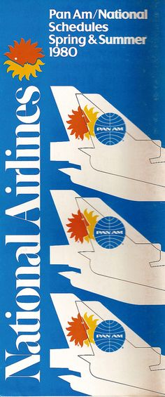 when Pan Am bought National Airlines in 1980