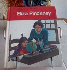 Heroes of the Revolution  Eliza Pinckney by by TheLazyBeeBookstore, $3.99