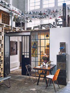 artKRAFT's new warehouse - desire to inspire - desiretoinspire.net