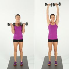 Dumbell Exercises For Strong Chiseled Arms.......