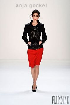 Anja Gockel Fall-winter 2013-2014 - Ready-to-Wear