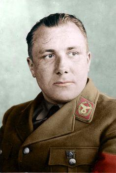 Reichsminister- Reichsleiter der NSDAP und Stab des Stellvertreters des Führers (Party Minister of the NSDAP and Deputy Führer) Martin Bormann