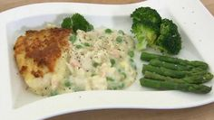 BBC Food - Recipes - Mum's everyday fish pie with cheese mash