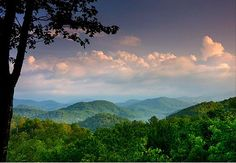 beautiful places in the north georgia mountains - Google Search