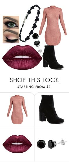 """Untitled #51"" by amylouisejack on Polyvore featuring Witchery and Lime Crime"