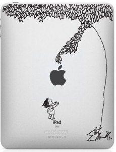 Giving Tree - iPad Decal