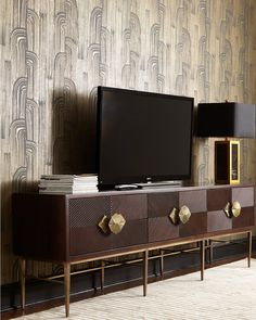 Byron Entertainment Console RoomConsolesCabinet