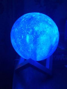 Get your Galaxy Lamp now at RomeaDecor.com Bedside Table Lamps, Different Light, Outer Space, Night Skies, Free Shipping, Side Table Lamps, Cosmos, Universe, The Universe