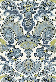 mataura linen print   schumacher fabric