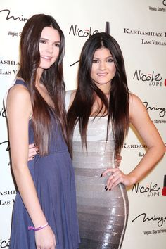 Kylie Jenner Photos - The Kardashians Open a New Store - Zimbio