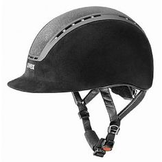Uvex riding hat, with Sworovski Crystals