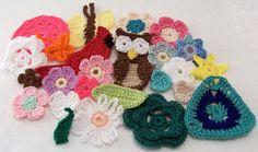 Crochet Destash by ToysFromTheAttic on Etsy