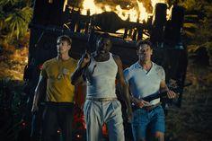 Michael Rooker, Sylvester Stallone, John Cena, Idris Elba, Margot Robbie, Harley Quinn, Jai Courtney, Rick Flag, Kang The Conqueror