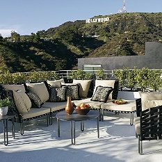 Frontgate Gloster Source Outdoor Furniture Collection - Patio Furniture Sets