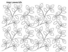 Asian Leaves b2b