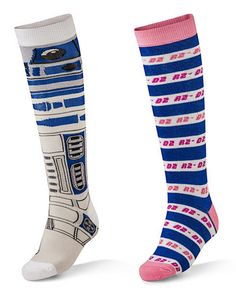 Star Wars knee-highs at Think Geek: Perfect geeky stocking stuffers