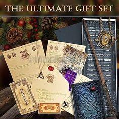 Hogwarts EXTREME Gift Acceptance Letter Mega Set