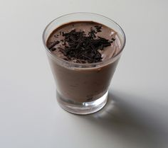 Simple Raw chocolate mousse