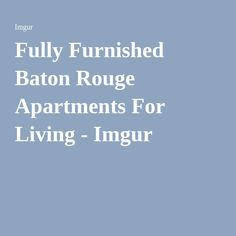 Live with comfort and pleasure in luxury #Apartments # Baton ...