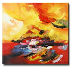 Abstract Oil Paintings China Abstract Oil Painting Mn  Large Image